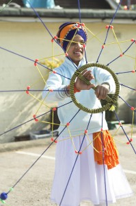 A_young_boy_practising,_Gatka,_SIkh_martial_art