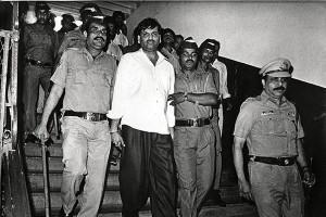 Mehta taken into custody