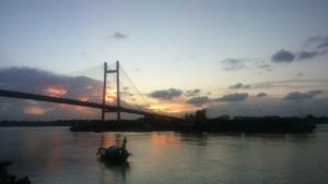 Boating - Prinsep Ghat (pc- Piyush Agarwal)