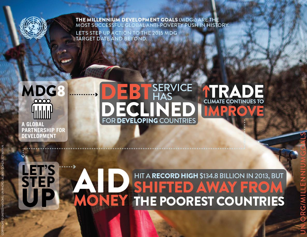 have the millennium development goals mdgs