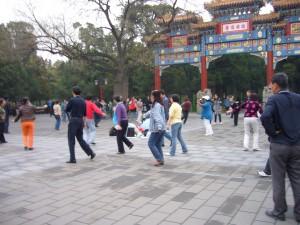 china dance