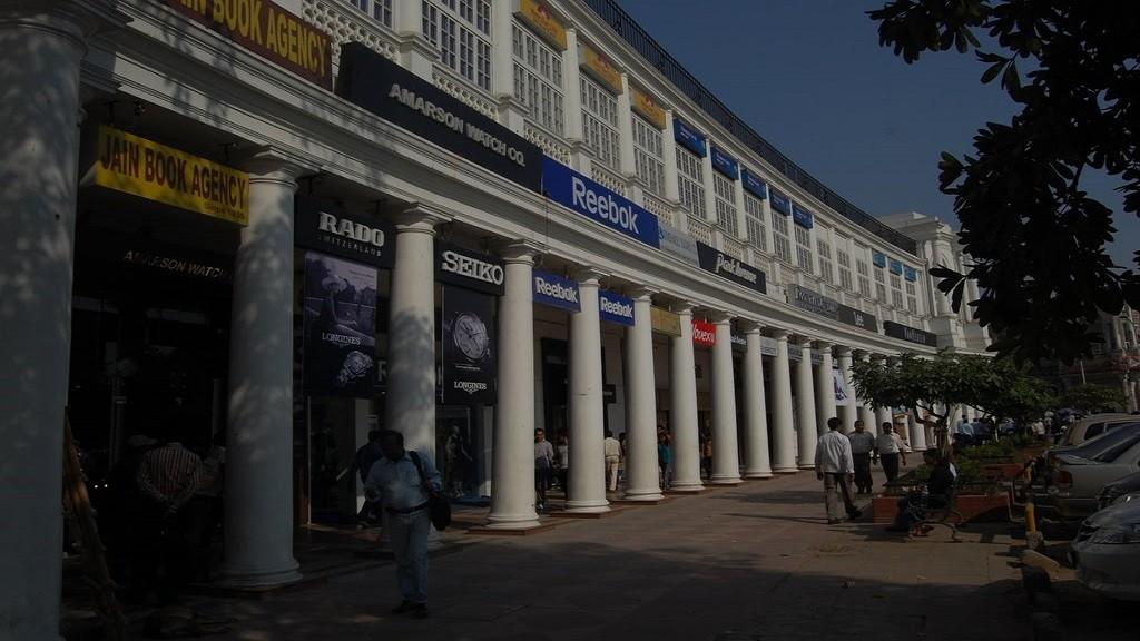 connaught place (CP) new delhi