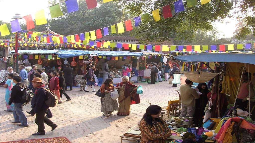 Dilli Haat, New Delhi