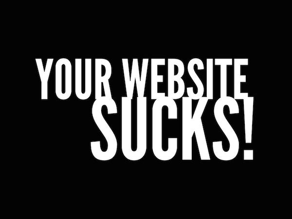 your-website-sucks