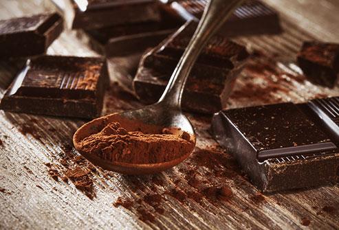 Dark Chocolate And Menstruation
