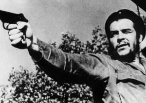 Che Guevara - With Gun