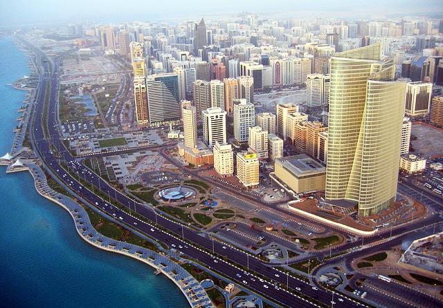 abu-dhabi-aerial-view