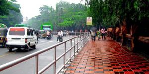 footpath-trivandrum