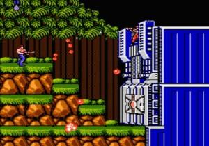 Contra-Video-Game-Screenshot