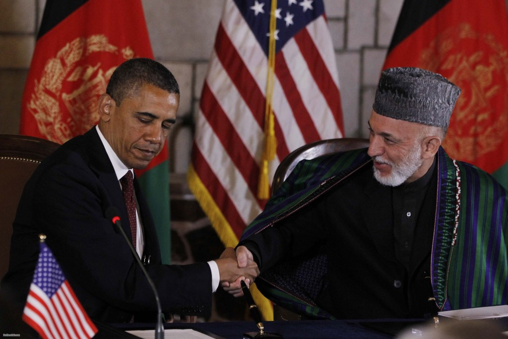 Obama Afghanistan Foreign Policy