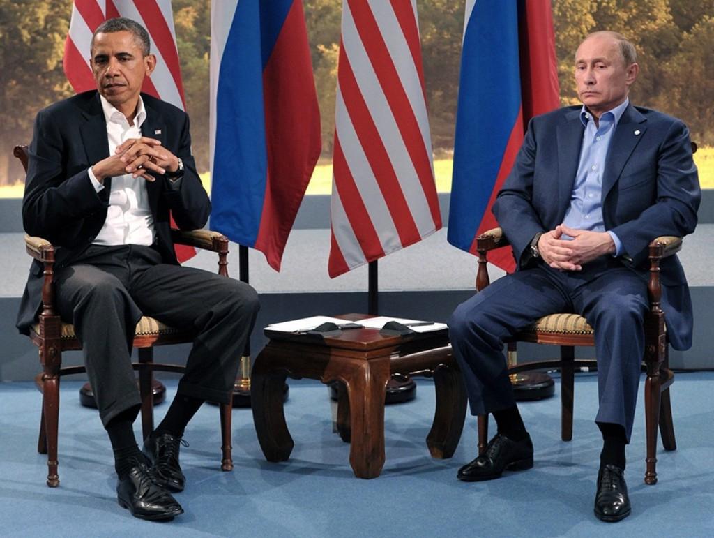obama in russia