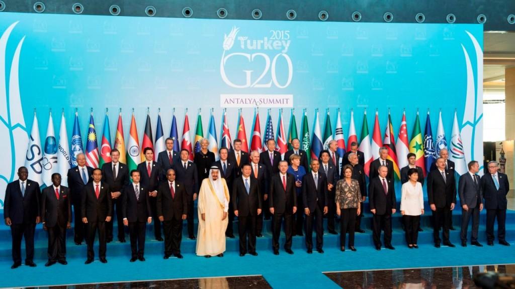 G20 Summit in Antalya