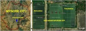 Sewage Treatment Plant at Vidyaranyapura