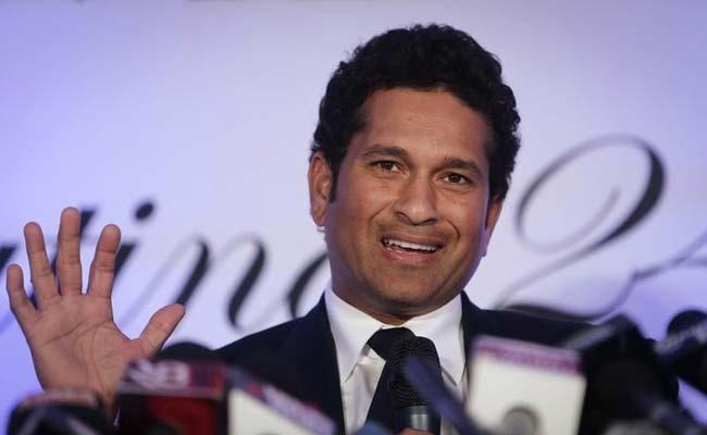 Sachin Tendulkar To Bat For 'Swachh Mumbai'