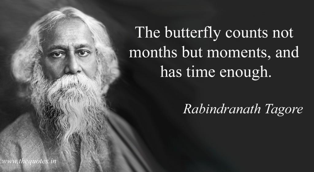 Rabindra Nath Tagore Quotes