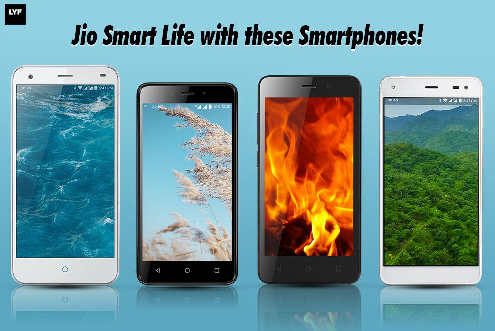 LYF-Smartphones