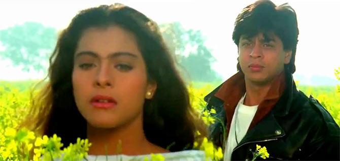 Sharukh Khan Romance