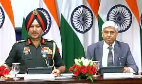 India attacks Pakistan and Kills 30 Pakistani Terrorists Through Air.