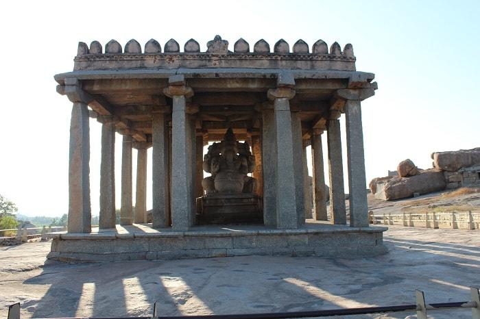 Sasivekalu Ganesha - Hampi