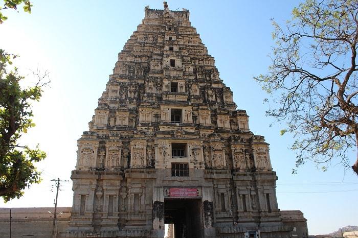 Virupaksha Temple - Hampi
