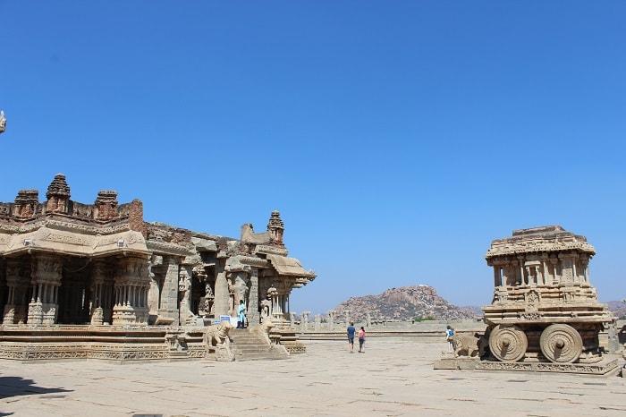 Vittala Temple - Hampi