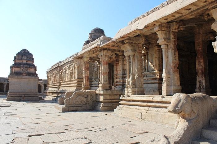 Sri Krishna Temple - Hampi