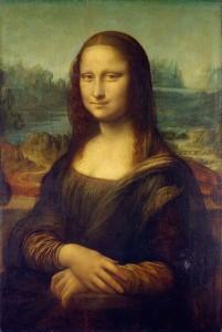 Mona Lisa painting by Leonardo Da Vinci