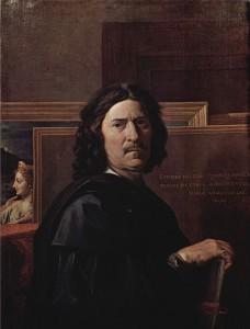Nicolas Poussin painting