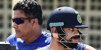 Kumble's resignation leaves cricketing world in splits: