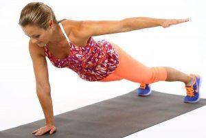 Single Arm Raise - Arm Fat Reduction excercise