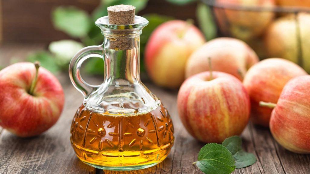 Cold-Sore: Apple Cider Vinegar