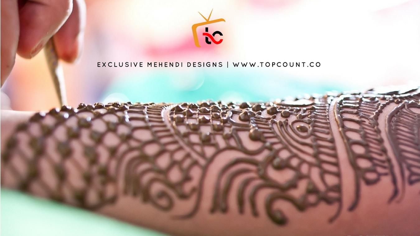 40 Simple Mehendi Designs For Hands Latest Images Design