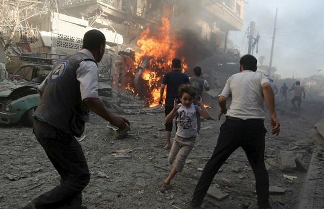 Attacks on syria