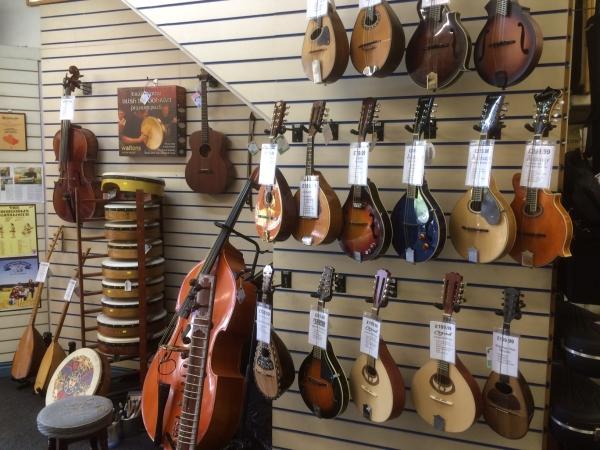 Avanti music store