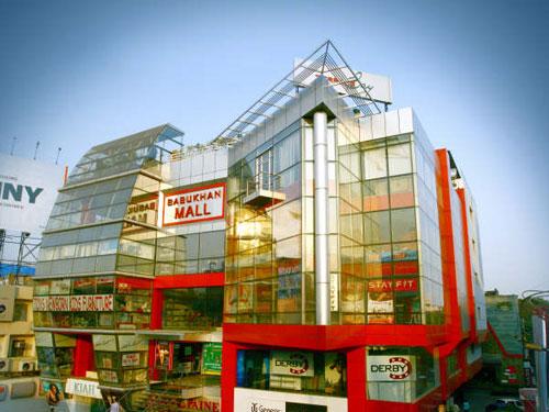 Babu Khan Mall