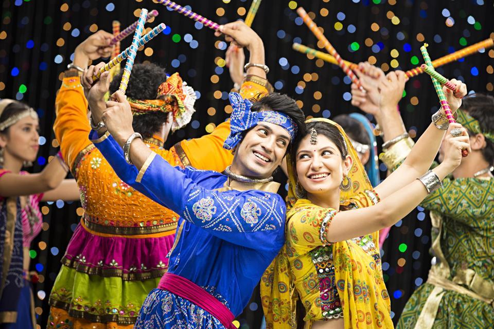 Dandiya Dance