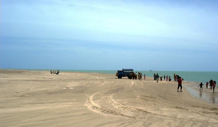 Dhanushkodi Beach, Rameswaram