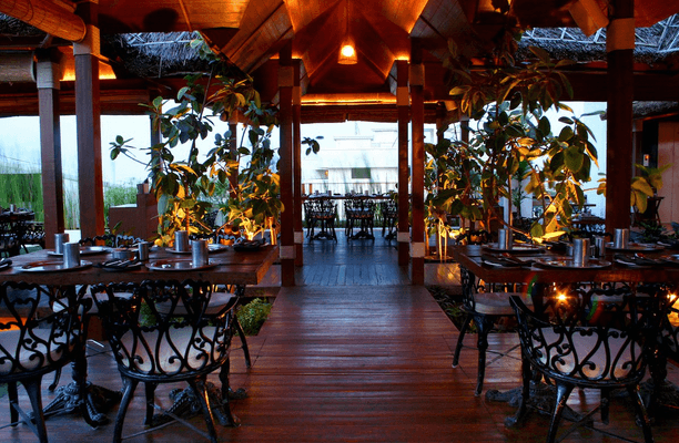 Top 10 best italian restaurants in hyderabad - Jonathan s restaurant garden city ...