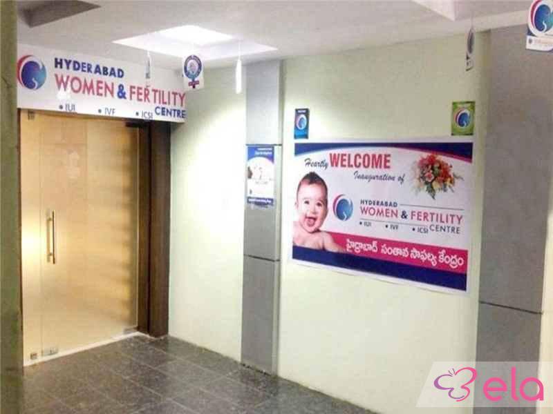 Hyderabad women fertility center