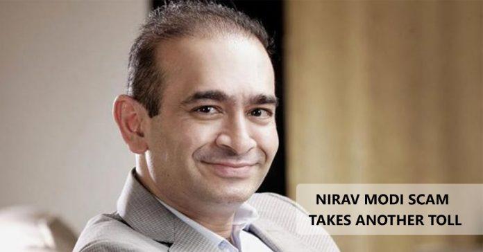 Nirav modi Takes another Toll