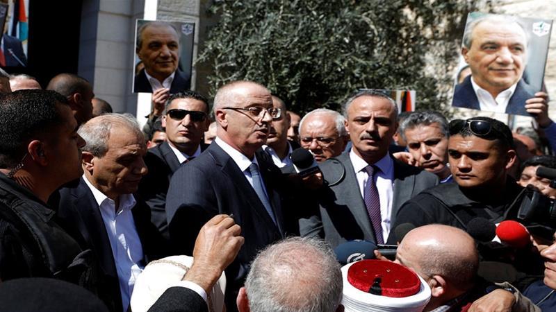 Palestine PM