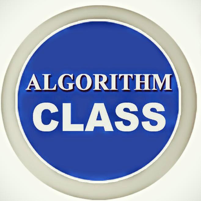 Algorithm Class Hyderabad