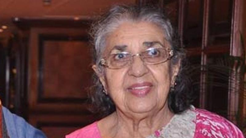 Shammi also known as Nargis Rabdi