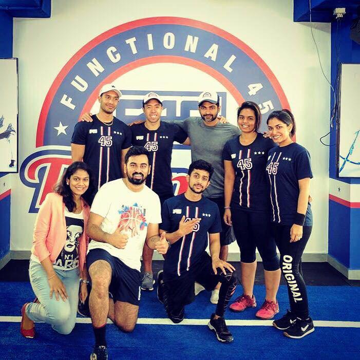 Function 45 Training