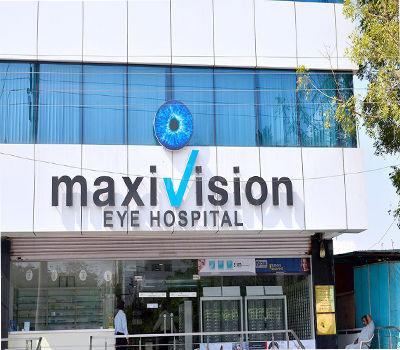 Max Vision Eye Hospital
