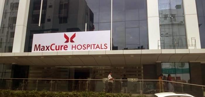 Max Cure hospitals