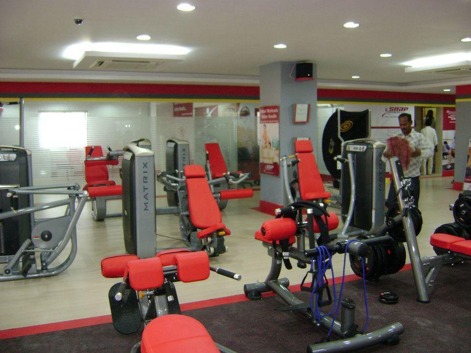 Quad - The Fitness Hub
