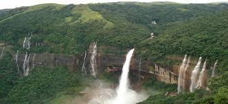 Shillong- Cherrapunjee- Meghalaya