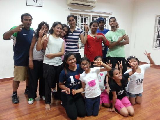 Step Dance Studio