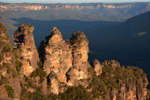 Australia Blue mountains national park